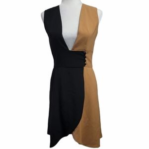 Vone fit and flare dress